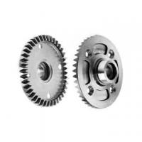 CNC gear parts machining from steel for sale