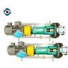 Acid Resistant Chemical Process Pump Split Casing Fluorine Plastic Material Priming Pump for sale