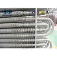 Wholesale Boiler Pressure Parts Spiral Finned Economizer Power Plant ASME Standard from china suppliers