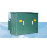 Wholesale IP43 substation prefabricated electric compact substation box type transformer high voltage switchgear components from china suppliers