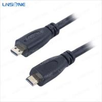 Wholesale LINSONE mini hdmi male to male hdmi cable 1.4 from china suppliers