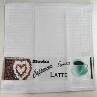 Wholesale Stock Lot Of Kitchen Tea Towels High Quality 100% Cotton from china suppliers