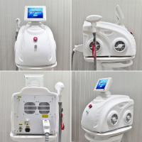 Wholesale micro channel 808nm Diode Laser Hair Removal Machine with cold laser , Medical Laser Equipment from china suppliers