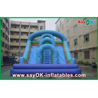 Wholesale Customized Inflatable Water Slide For Children Playground from china suppliers