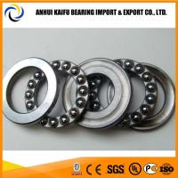 Wholesale axial mini brass cage thrust ball bearing F4-9  from china suppliers