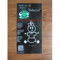 Wholesale Family Decal--Baby Girl (XH-PT008) from china suppliers