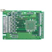 Wholesale Green HAL Pb Free Single Sided PCB Board With 0.1mm Space For Medical Devices from china suppliers