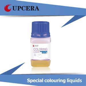 China Zirconia Coloring Liquid Grey Color Series for Dental Zirconia Crowns on sale