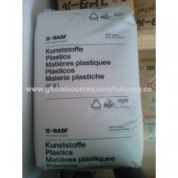 China Reinforced black BASF Ultramid A3WG6 BK00564 30% Glass Filled PA66 nylon resin with heat resistant for sale