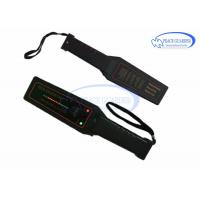 Buy cheap ABS Multi Alarm Indication Metal Detector Hand Wand For Paper Pin Security Check from wholesalers