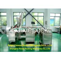 Granule Bottle Weighing Linear Filling Machine 0.68KW 220V / 50HZ ISO Approval