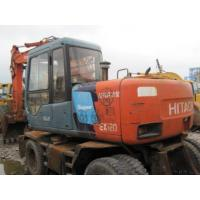 Wholesale Used Wheel Excavators, Hitachi Excavator from china suppliers