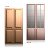 Best Classic Soft Close Hinges Wardrobe Hinged Doors , Bedroom Closets And Wardrobes wholesale