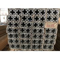Wholesale High Intensity T Slot Extruded Aluminum Profiles 1.6mm Thickness Good Durability from china suppliers