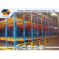 Wholesale Orange / Red Cost Effective Gravity Flow System For Production Assembly Line from china suppliers