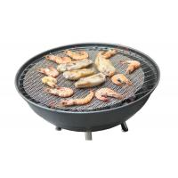 Quality Round Non-stick BBQ&Grill Mat for sale