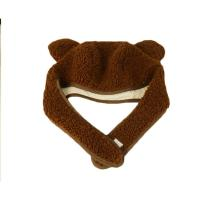 Buy cheap Cute Cartoon Puppy Children's Winter Cap 6-16 Years Old in Winter 58-60cm from wholesalers
