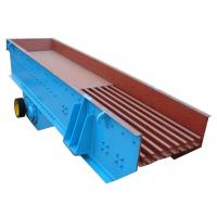 Wholesale ZSW Stable Motor Vibrating Feeder from china suppliers