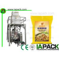 China Full Automatic Pouch Packing Machine , Automatic Shrink Wrap Machine on sale