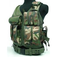 China Adjustable Bullet Proof Vest For High Density 1000D Nylon Material on sale