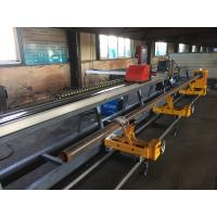 Wholesale Portable Pipe Gas Cutting Machine , Automatic Iron Pipe Cutting Machine from china suppliers