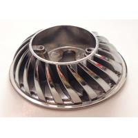 Wholesale Stable Aluminum Die Casting Parts , Radiator Precision Mechanical Components from china suppliers