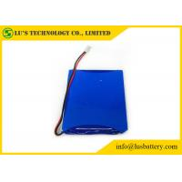 Wholesale Aluminum Case Rechargeable Lithium Polymer Battery 3.7V 1900mah Capacity from china suppliers