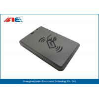 China Mifare Card NFC RFID Reader With USB Interface DC 5V Power Supply on sale