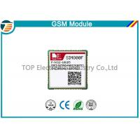 China 850MHz / 900MHz / 1800MHz / 1900MHz Siemens GSM Module SMT Type SIM800F on sale