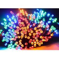 Wholesale Waterproof Solar Powered Led Christmas Lights , Solar Powered String Garden Lights from china suppliers