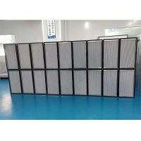 Wholesale Galvanized Steel Frame HEPA Filter With Aluminum Foil Separator from china suppliers