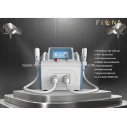 China Beijing FionaNew Arrival Factory Price Ssr Shr Ipl E-Light Skin rejuvenation for sale