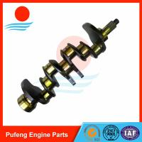 Wholesale Hitachi excavator diesel engine parts 4BB1 crankshaft 8-94443-662-0 for UH-035 UH-037 from china suppliers