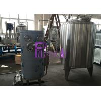 Buy cheap Steam / Electric Heating UHT Sterilizer from wholesalers