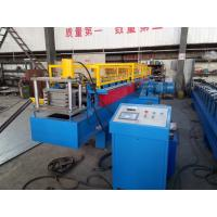 Best Width Adjustable Steel L Profile Cold Roll Forming Equipment With Yellow Safe Cover wholesale