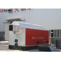 Wholesale Auto Feeding Wood Coal Hot Water Boiler For Greenhouse Heating from china suppliers