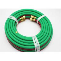 Wholesale ISO3821 Certified 3 / 16'' To 3 / 8'' Twin Welding Hose For Oxygen & Acetylene from china suppliers