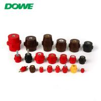 China YUEQING DOWE 15KV 40N SEP5050 Low Voltage Electrical Drum Support Busbar Insulator for sale