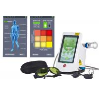 Wholesale Class 4 Deep Tissue Laser  Back Treatment For Lower Back Pain / Laser Therapy For Sports Injuries from china suppliers