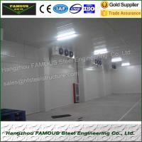 High Density Fireproof Coolroom Panels Low Temperature Storage for sale