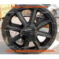 China HITACHI 180-2 Crawler Crane Idler Roller on sale