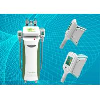 Wholesale Newest Cryolipolysis Cellulite Reduction 5 Handpiece Fat Freezing Machine from china suppliers