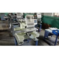 China One Head Computerized Embroidery Machine For Flat Emb. Speed 1200rpm for sale
