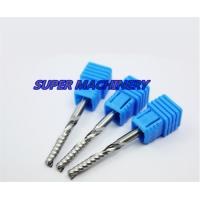 10 pcs 3.175*32MM One Flute Spiral Bits, CNC Router Tools, CNC Cutting Bit, End Milling Cutter Bits on Engraving Carving