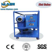 Best SVP Single Stage Vacuum Dielectric Insulating Oil Purifier Machine wholesale