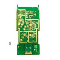 Wholesale 2 Layer mobile HDI PCB Board, green Immersion Gold Printed Circuit Boards from china suppliers