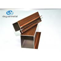 Wholesale House Decorative Aluminium Extrusions , Alloy 6063-T5 Aluminium Extruded Sections from china suppliers
