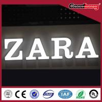 China High class custom lighting led channel letter signs on sale