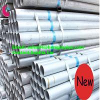 Galvanized steel pipes with competitive prices