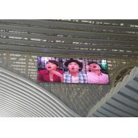 Wholesale SMD 3535  Cree Scan LED Video Billboards , P10 Flexible Led Video Wall from china suppliers